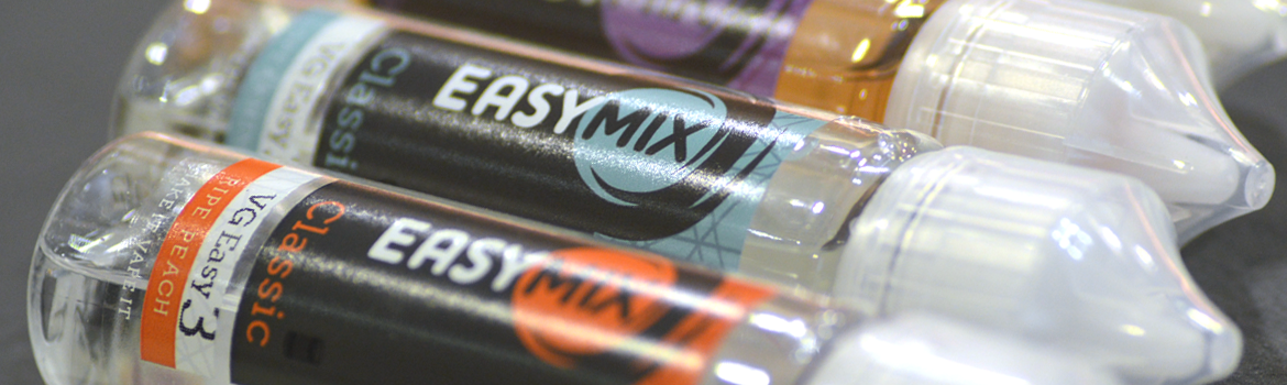 Thicker for drippers find all our EasyMix Max VG eliquid flavours
