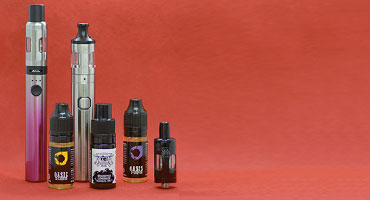 Vaping starter kit T20S and Pocketbox
