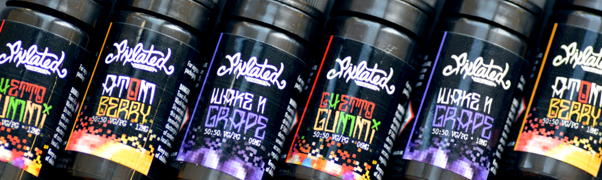 Find all our Pixlated 10ml flavours here