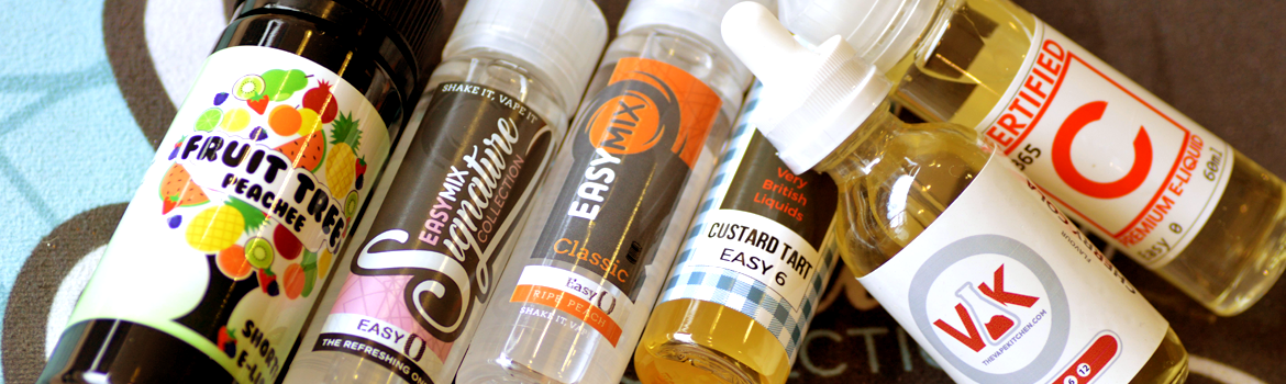 find all our short fill eliquid flavours here