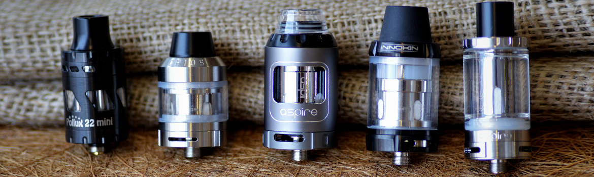 Sub-Ohm tanks for vapers that like a direct to lung draw and use stock coils